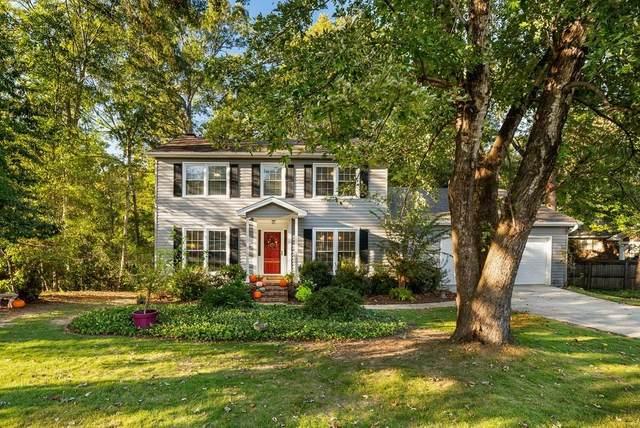 1189 E University Drive, AUBURN, AL 36830 (MLS #148135) :: Kim Mixon Real Estate
