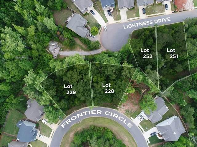396 Frontier Circle, AUBURN, AL 36832 (MLS #149048) :: Crawford/Willis Group