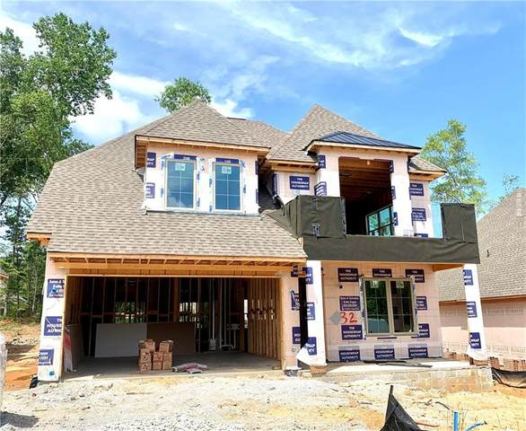 506 Bonny Glen Road, AUBURN, AL 36830 (MLS #151527) :: Real Estate Services Auburn & Opelika