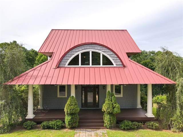 44 Jennys Lane, WEDOWEE, AL 36278 (MLS #151823) :: Real Estate Services Auburn & Opelika