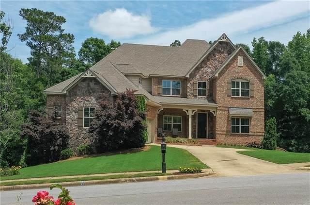 1520 Club Creek Drive, AUBURN, AL 36830 (MLS #151874) :: Real Estate Services Auburn & Opelika