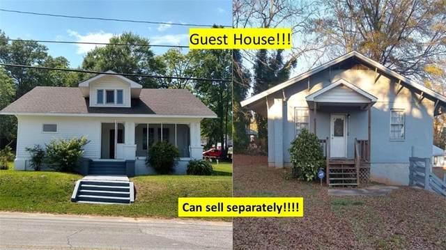 808 1ST Street, LANETT, AL 36863 (MLS #151959) :: Real Estate Services Auburn & Opelika