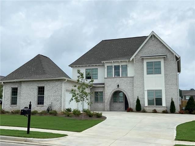 2500 Fountainview Court, AUBURN, AL 36832 (MLS #153192) :: Real Estate Services Auburn & Opelika