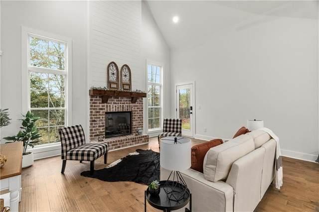 1520 Dartmouth Drive, AUBURN, AL 36830 (MLS #145100) :: Kim Mixon Real Estate