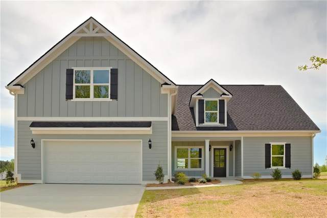 1671 Quail Crossing Road, LANETT, AL 36863 (MLS #140970) :: Kim Mixon Real Estate