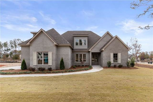 2301 Graymoor Lane, AUBURN, AL 36830 (MLS #142133) :: Crawford/Willis Group