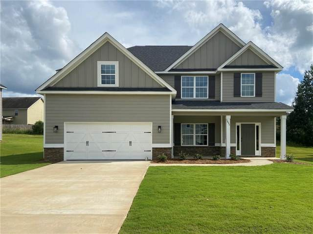 1857 Wildwood Drive, OPELIKA, AL 36801 (MLS #144332) :: The Mitchell Team