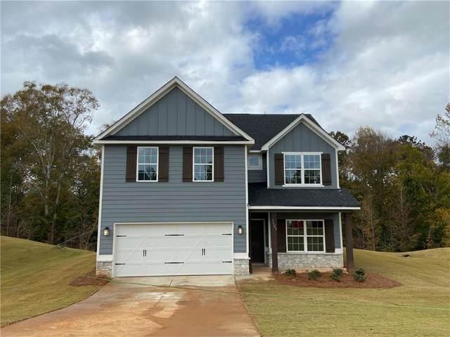 1603 Creekstone Drive, OPELIKA, AL 36804 (MLS #146297) :: Kim Mixon Real Estate