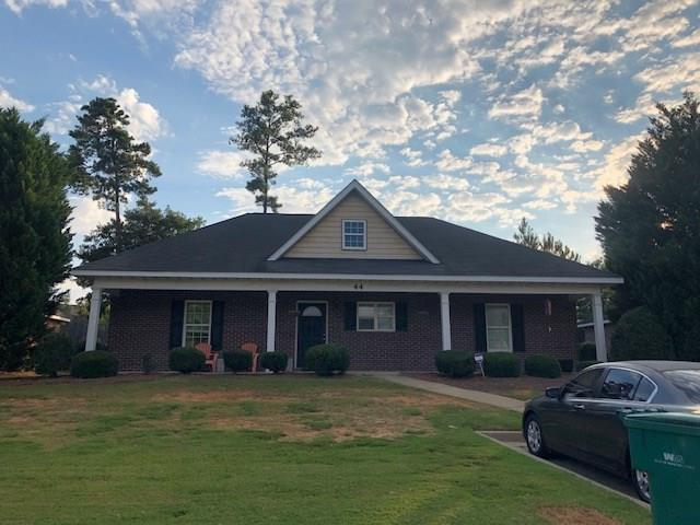 807 W Longleaf Drive #44, AUBURN, AL 36832 (MLS #134929) :: The Brady Blackmon Team