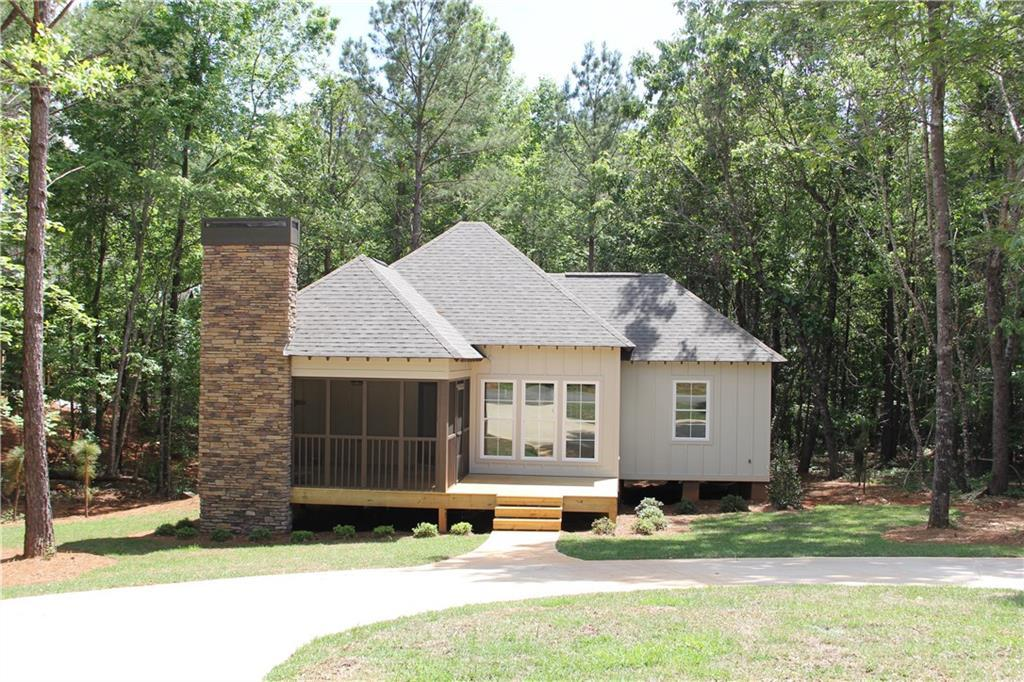 59 Camp Circle, DADEVILLE, AL 36853 (MLS #138581) :: The Brady Blackmon Team