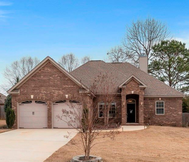 1309 Lizlin Street, OPELIKA, AL 36801 (MLS #139693) :: The Brady Blackmon Team