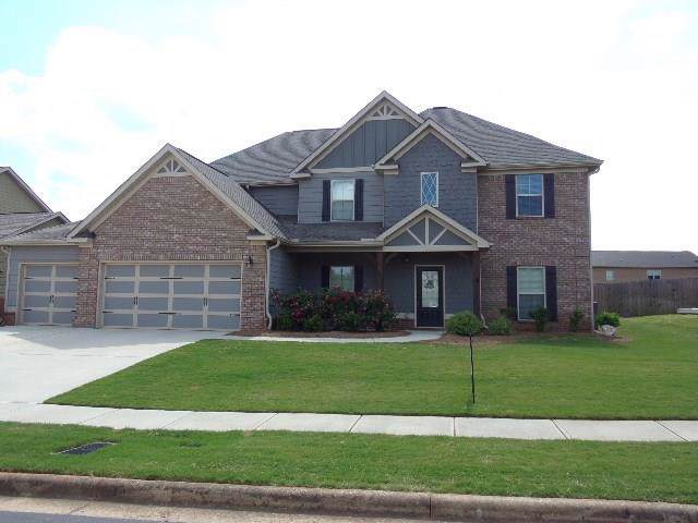 3020 Mckinley Drive, OPELIKA, AL 36804 (MLS #139935) :: The Brady Blackmon Team