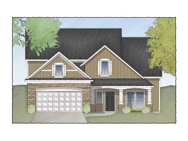 Lot 301 Red Tail Lane, AUBURN, AL 36879 (MLS #140176) :: The Brady Blackmon Team