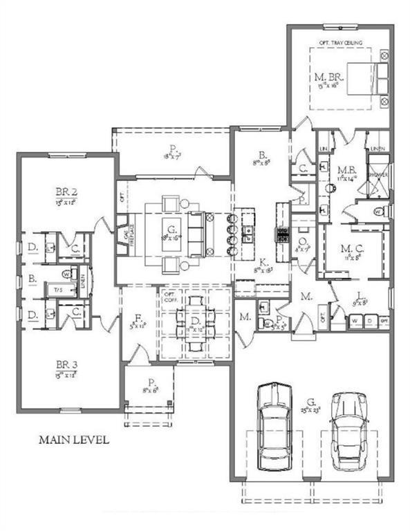 2309 Watercrest Drive, AUBURN, AL 36832 (MLS #140483) :: Crawford/Willis Group