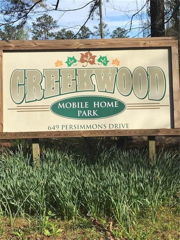 649 Persimmon Drive, AUBURN, AL 36801 (MLS #140537) :: Crawford/Willis Group