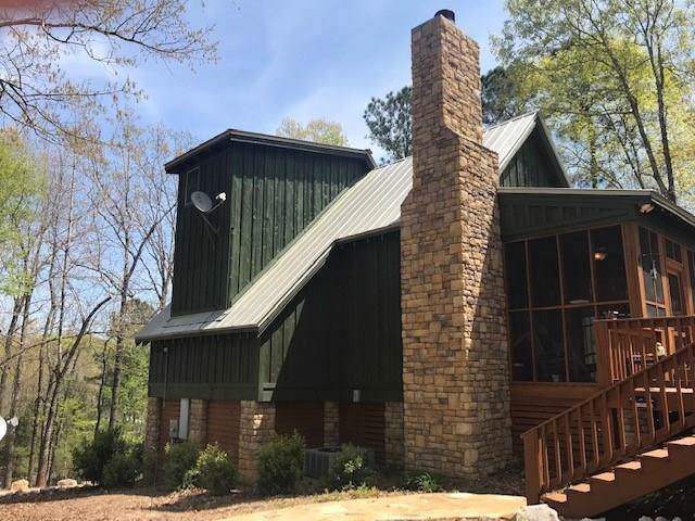 129 Falling Water Drive, DADEVILLE, AL 36853 (MLS #140627) :: Ludlum Real Estate