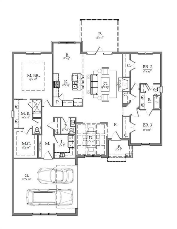 1843 Yarbrough Farms Boulevard, AUBURN, AL 36830 (MLS #140812) :: The Mitchell Team