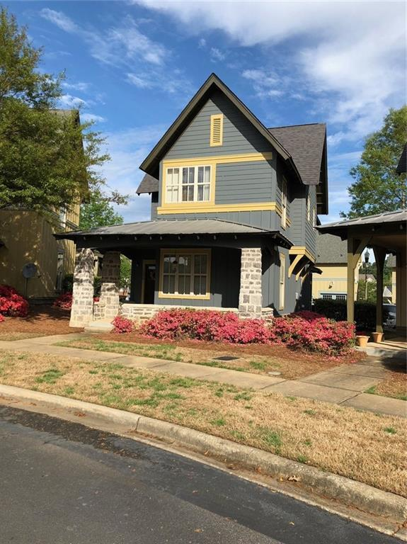 650 Dekalb Street #1330, AUBURN, AL 36830 (MLS #140977) :: Ludlum Real Estate
