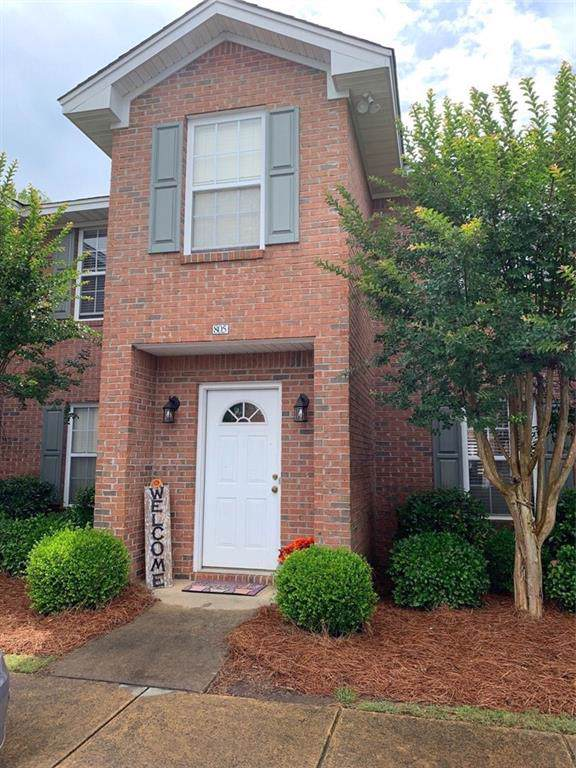 1477 N Donahue Drive #805, AUBURN, AL 36830 (MLS #141253) :: Crawford/Willis Group