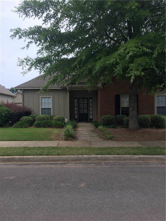 1630 Academy Drive #602, AUBURN, AL 36830 (MLS #141298) :: Ludlum Real Estate