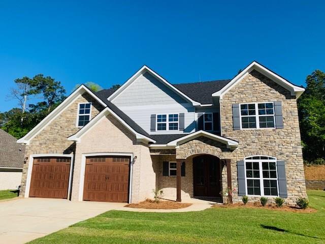 2702 Sterling Drive, PHENIX CITY, AL 36877 (MLS #141305) :: Ludlum Real Estate