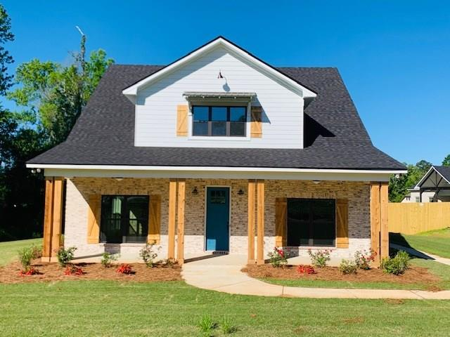 2705 Sterling Drive, PHENIX CITY, AL 36877 (MLS #141307) :: Ludlum Real Estate