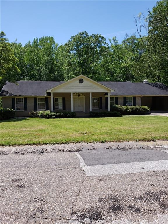 901 N 14TH Street, LANETT, AL 36863 (MLS #141328) :: The Mitchell Team