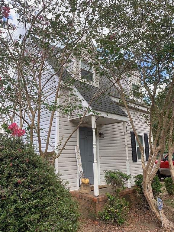 1825 Wire Road #8, AUBURN, AL 36832 (MLS #142819) :: Crawford/Willis Group