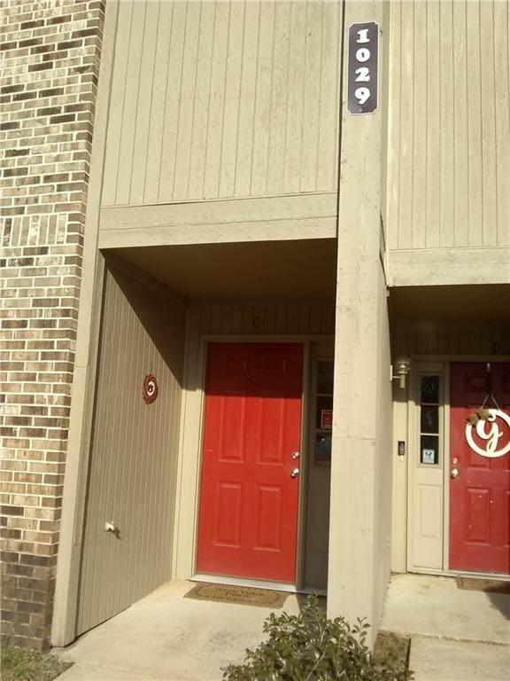 1029 Stonegate Drive C, AUBURN, AL 36832 (MLS #144602) :: The Mitchell Team