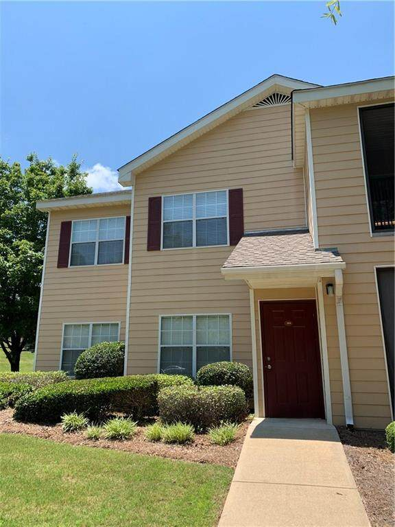 447 W Longleaf Drive #104, AUBURN, AL 36830 (MLS #145898) :: The Mitchell Team