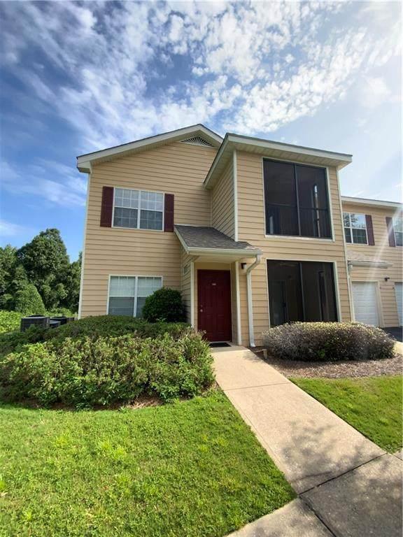 447 W Longleaf Drive #1208, AUBURN, AL 36832 (MLS #146252) :: Crawford/Willis Group