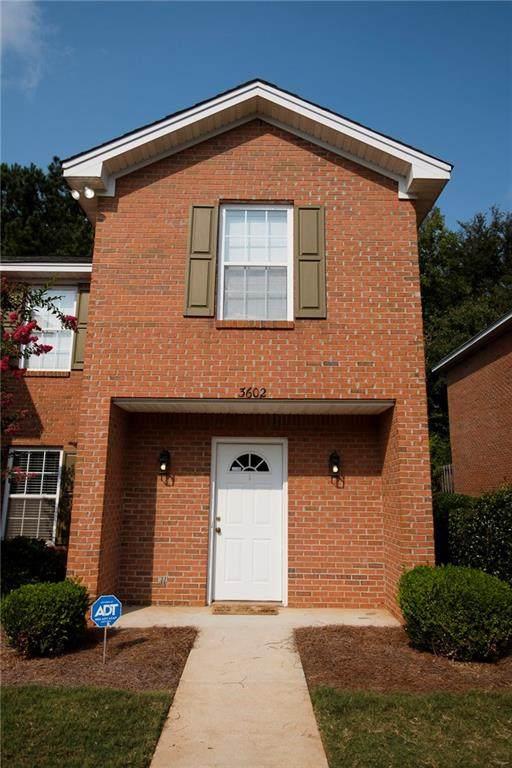 1477 N Donahue Drive #3602, AUBURN, AL 36830 (MLS #147658) :: Crawford/Willis Group