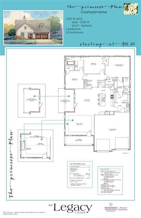 19 Finnegan's Way, AUBURN, AL 36830 (MLS #147675) :: Crawford/Willis Group