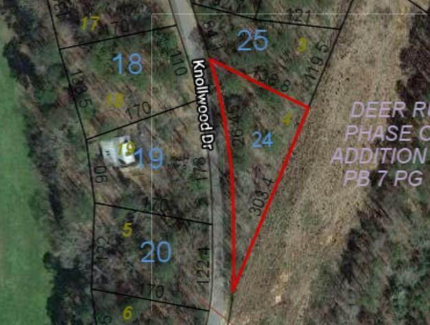 Lot 4 Knollwood Drive, DADEVILLE, AL 36853 (MLS #148297) :: Crawford/Willis Group