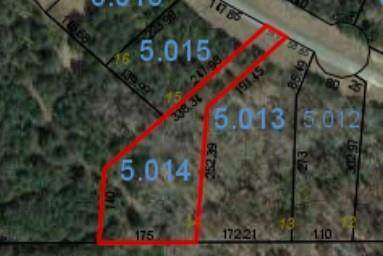 Lot 14 Hidden Lake Drive, TALLASSEE, AL 36078 (MLS #148456) :: The Mitchell Team