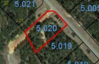 Lot 20 Hidden Lake Drive, TALLASSEE, AL 36078 (MLS #148462) :: Crawford/Willis Group