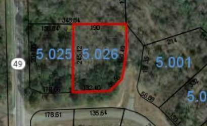 Lot 26 Hidden Lake Drive, TALLASSEE, AL 36078 (MLS #148467) :: Crawford/Willis Group