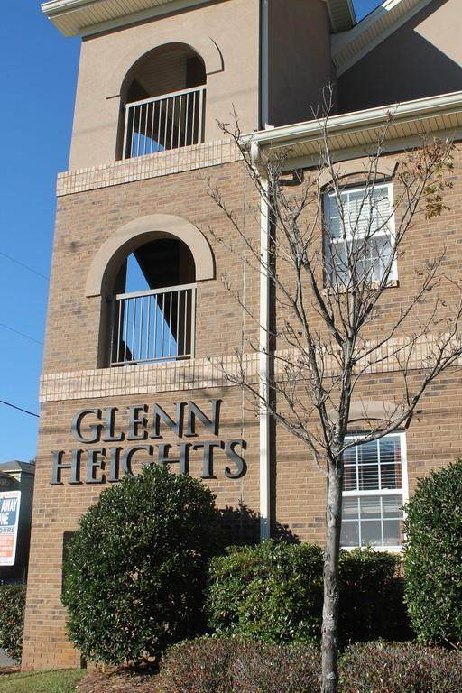 320 W Glenn Avenue #103, AUBURN, AL 36830 (MLS #148556) :: Crawford/Willis Group