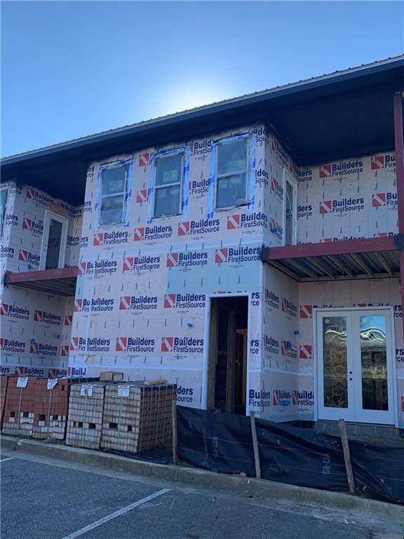 315 E Magnolia Avenue #127, AUBURN, AL 36830 (MLS #148857) :: Kim Mixon Real Estate