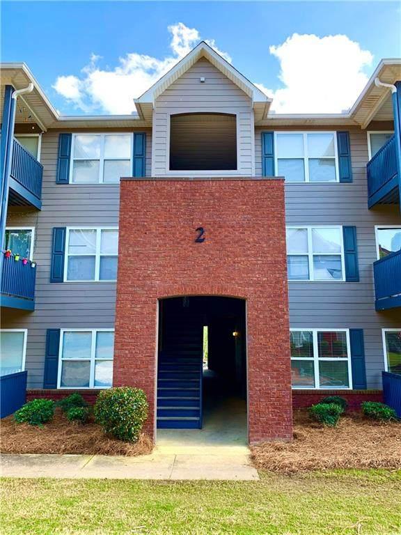1114 S College Street #204, AUBURN, AL 36832 (MLS #151318) :: Crawford/Willis Group