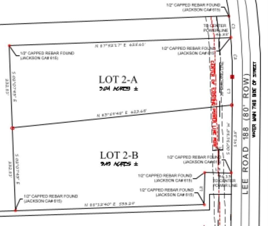 Lot 2-B Lee Road 188 - Photo 1