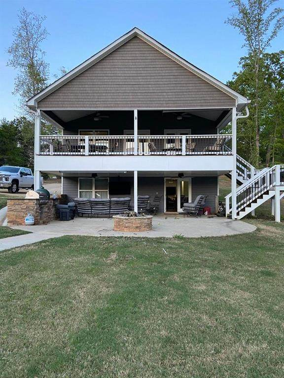 462 Dead Timbers Road, DADEVILLE, AL 36853 (MLS #152764) :: Crawford/Willis Group