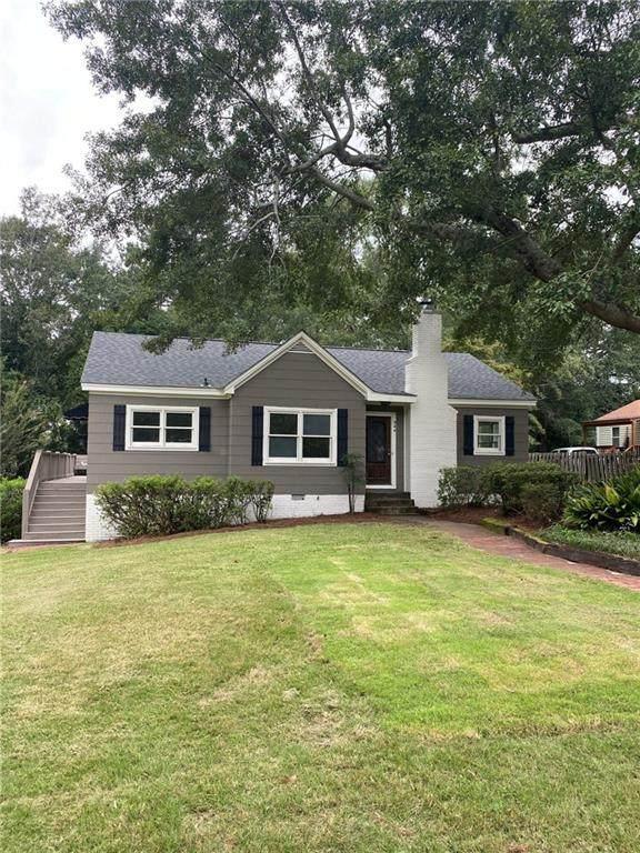 344 S Brookwood Drive, AUBURN, AL 36830 (MLS #153553) :: Real Estate Services Auburn & Opelika