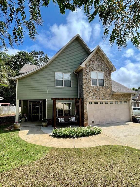 1748 Roanoke Lane, AUBURN, AL 36832 (MLS #153556) :: Kim Mixon Real Estate