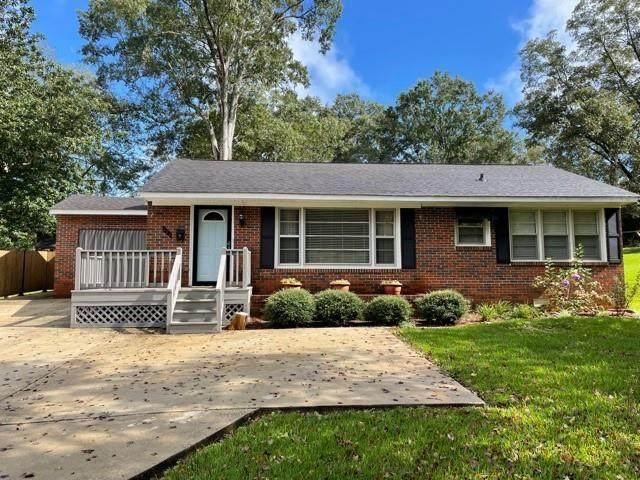 404 Trammell Avenue, VALLEY, AL 36854 (MLS #153767) :: Real Estate Services Auburn & Opelika