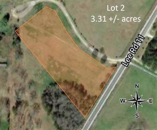 0 Lee Road 11, OPELIKA, AL 36804 (MLS #153874) :: Three Sixty {real estate}