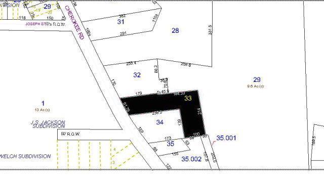 1083 Cherokee Road, ALEXANDER CITY, AL 35010 (MLS #93278) :: Crawford/Willis Group