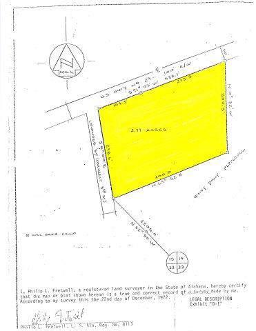 3303 Pepperell Parkway, OPELIKA, AL 36801 (MLS #96329) :: Crawford/Willis Group