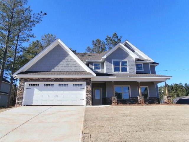 52 Lee Road 2215, CUSSETA, AL 36852 (MLS #143217) :: The Brady Blackmon Team