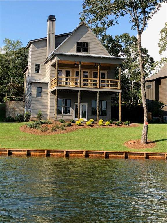 54 Landing Point, DADEVILLE, AL 36853 (MLS #145623) :: Crawford/Willis Group